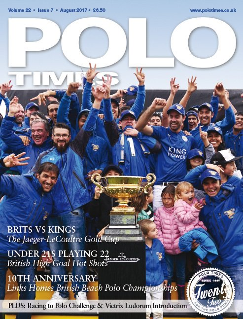 Polo Times Aug 2017 King Power